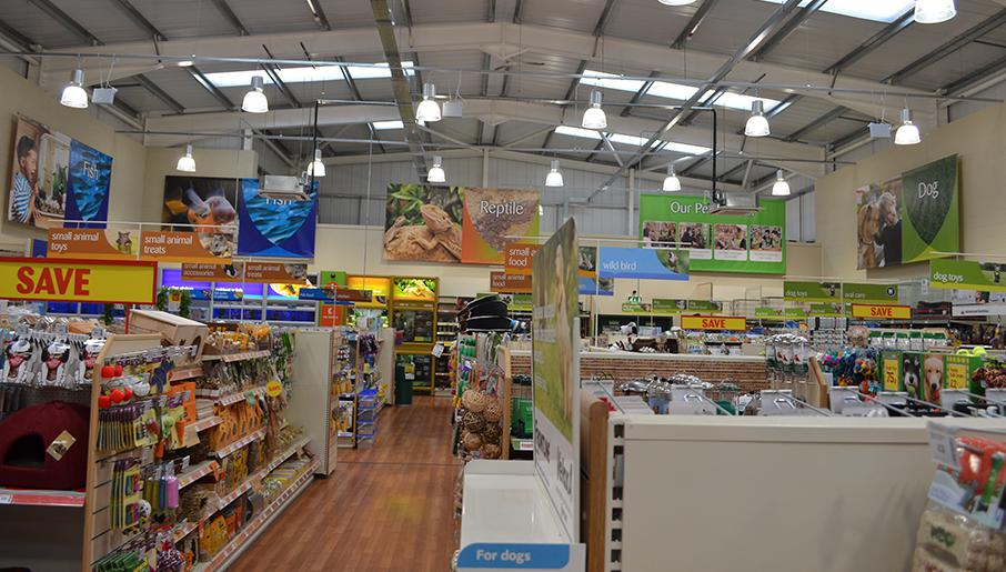 Widnes Pets at Home Case Study
