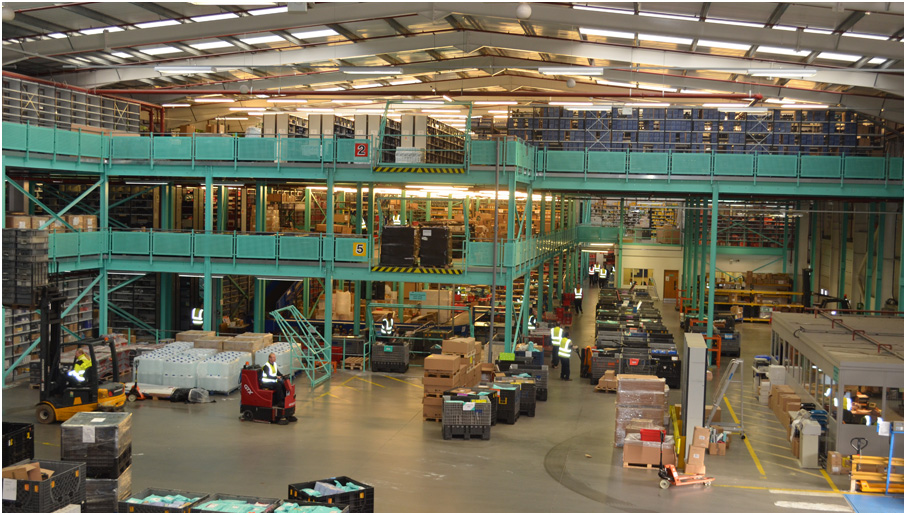 The Car Parts Warehouse